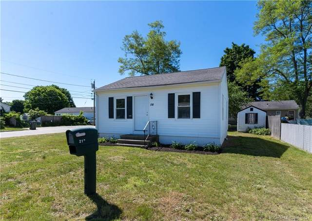 218 Midway Oval, Groton, CT 06340 (MLS #170409580) :: Next Level Group