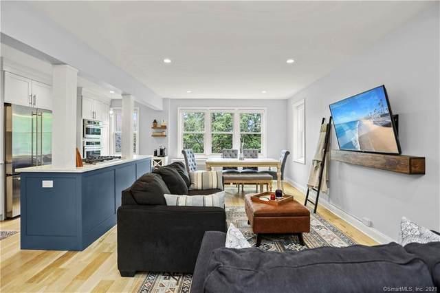 50 Lafayette Place 4A, Greenwich, CT 06830 (MLS #170409691) :: Sunset Creek Realty