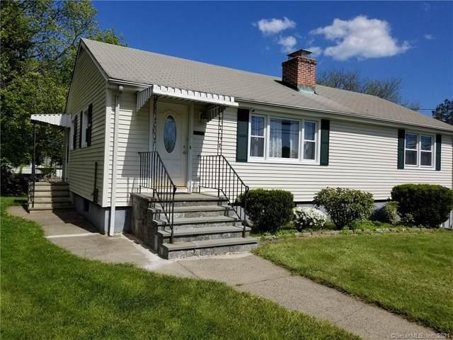 5424 Park Avenue, Bridgeport, CT 06604 (MLS #170409833) :: The Higgins Group - The CT Home Finder
