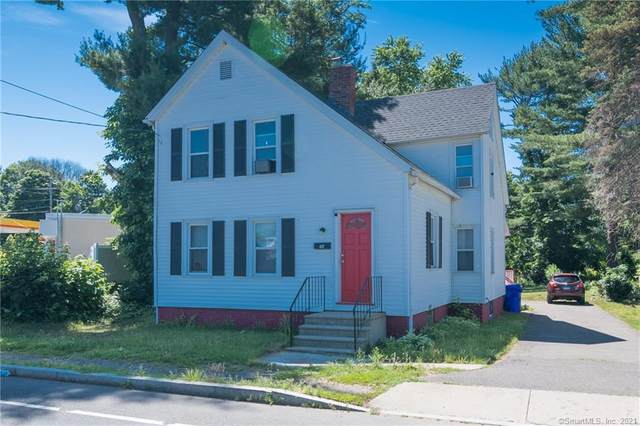 497 Park Avenue, East Hartford, CT 06108 (MLS #170409951) :: Spectrum Real Estate Consultants