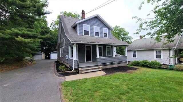 197 Park Road, Waterbury, CT 06708 (MLS #170410268) :: Spectrum Real Estate Consultants