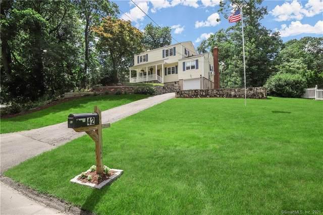 42 Ledgewood Drive, Norwalk, CT 06850 (MLS #170410427) :: Spectrum Real Estate Consultants