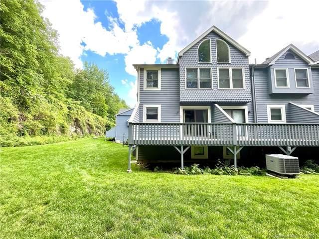 47 Fawn Ridge Lane #47, Wilton, CT 06897 (MLS #170410428) :: Spectrum Real Estate Consultants