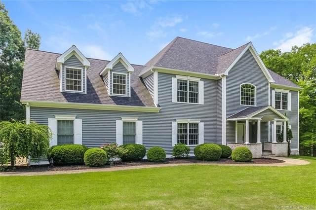 35 Roast Meat Hill Road, Killingworth, CT 06419 (MLS #170410632) :: Kendall Group Real Estate | Keller Williams