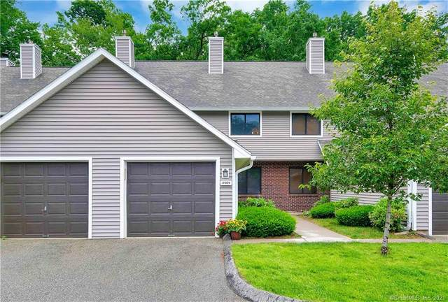 2404 Mill Pond Drive #2404, South Windsor, CT 06074 (MLS #170410731) :: Hergenrother Realty Group Connecticut