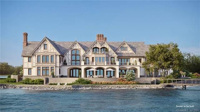 122 Delafield Island Road, Darien, CT 06820 (MLS #170410793) :: Kendall Group Real Estate   Keller Williams