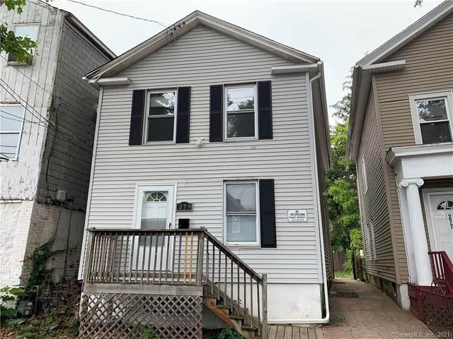 279 Davenport Avenue, New Haven, CT 06519 (MLS #170411044) :: Carbutti & Co Realtors