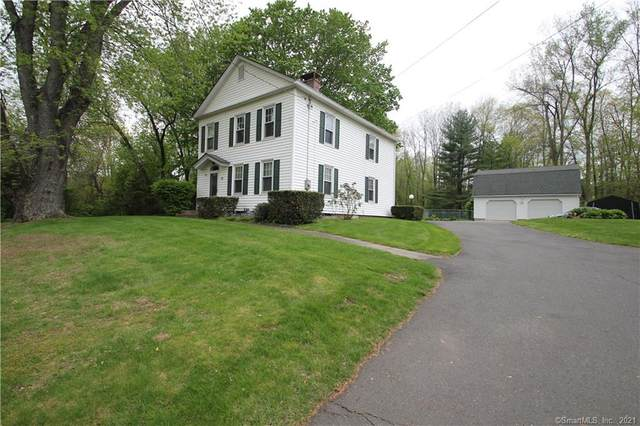 36 S Main Street, East Granby, CT 06026 (MLS #170411534) :: NRG Real Estate Services, Inc.