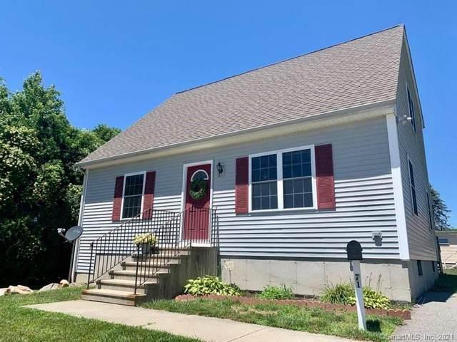 71 W Elderkin Avenue, Groton, CT 06340 (MLS #170411545) :: Anytime Realty