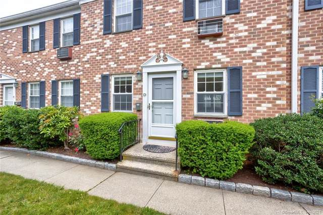 27 Maple Tree Avenue #4, Stamford, CT 06906 (MLS #170411720) :: Sunset Creek Realty