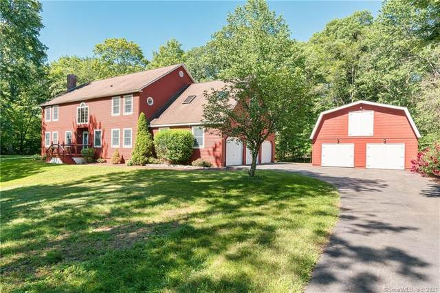 73 Jeffrey Lane, Berlin, CT 06037 (MLS #170412443) :: Hergenrother Realty Group Connecticut