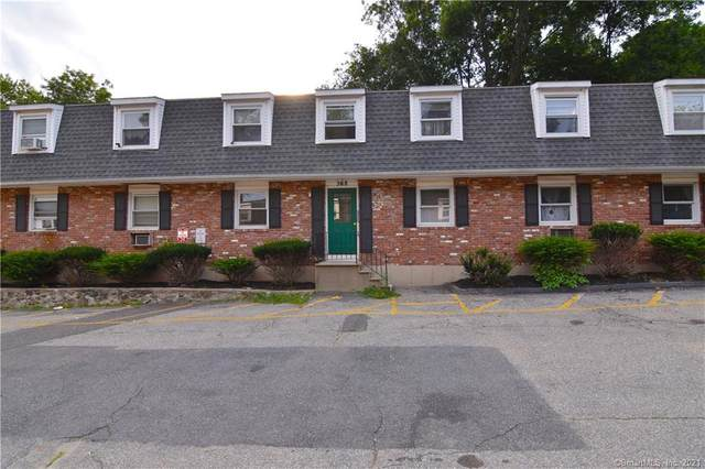 368 Colonial Avenue 7C, Waterbury, CT 06704 (MLS #170412688) :: Chris O. Buswell, dba Options Real Estate