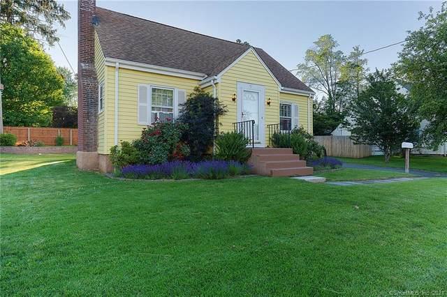 41 Fairfield Avenue, Newington, CT 06111 (MLS #170412715) :: Sunset Creek Realty