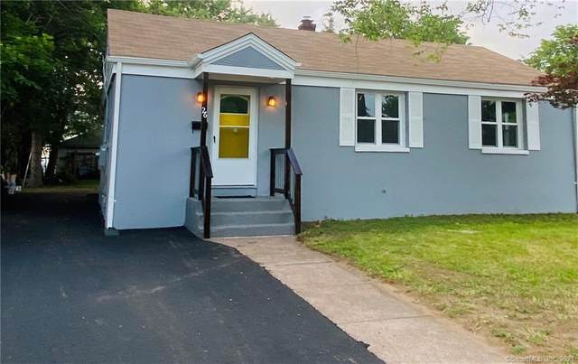 26 Risley Street, East Hartford, CT 06118 (MLS #170412791) :: Hergenrother Realty Group Connecticut