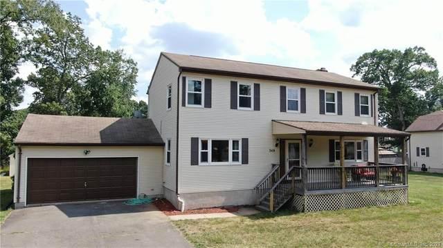 349 Scantic Road, East Windsor, CT 06088 (MLS #170412820) :: Linda Edelwich Company Agents on Main
