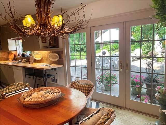 412 Georgetown Road, Weston, CT 06883 (MLS #170413275) :: Michael & Associates Premium Properties | MAPP TEAM