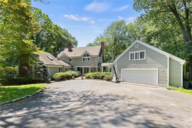 41 Gay Bowers Road, Fairfield, CT 06824 (MLS #170414841) :: GEN Next Real Estate