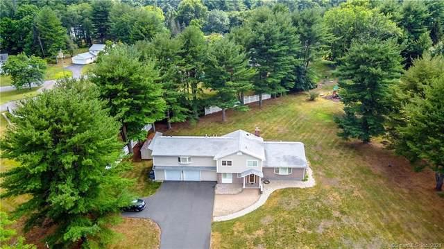 55 Brentwood Drive, Avon, CT 06001 (MLS #170414852) :: GEN Next Real Estate