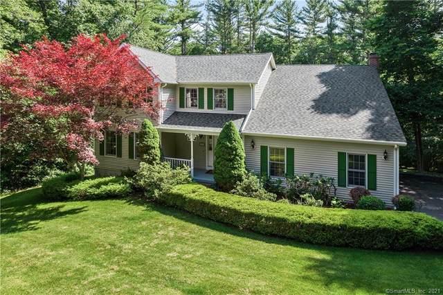 31 Mayfield Terrace, East Lyme, CT 06333 (MLS #170415032) :: Michael & Associates Premium Properties | MAPP TEAM