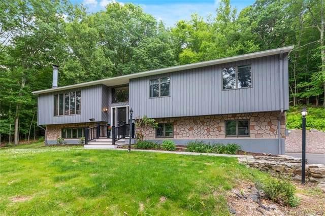 150 Seymour Road, Woodbridge, CT 06525 (MLS #170415898) :: Around Town Real Estate Team