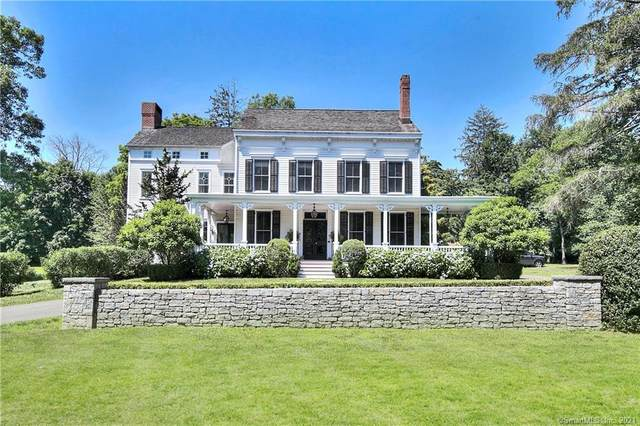 2347 Bronson Road, Fairfield, CT 06824 (MLS #170416032) :: GEN Next Real Estate