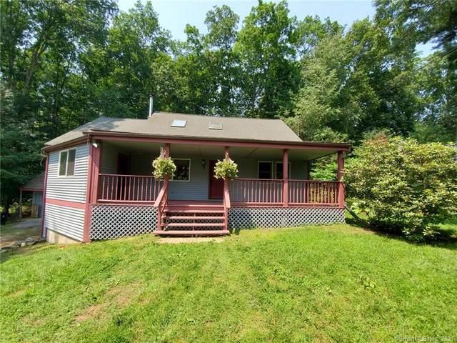 23 Beaver Dam Road, Woodstock, CT 06282 (MLS #170416050) :: Spectrum Real Estate Consultants