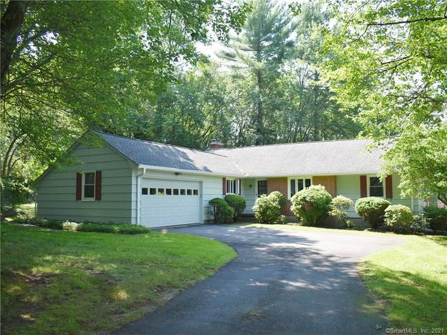 555 Country Club Road, Avon, CT 06001 (MLS #170416414) :: Forever Homes Real Estate, LLC
