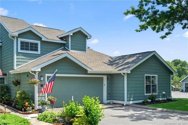 3 Spyglass Circle #3, Groton, CT 06340 (MLS #170416672) :: GEN Next Real Estate