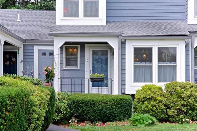 30 Fawn Ridge Lane #30, Wilton, CT 06897 (MLS #170416974) :: GEN Next Real Estate