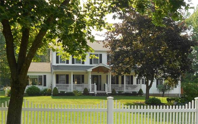 14 Elizabeth Terrace, North Haven, CT 06473 (MLS #170417730) :: Team Feola & Lanzante | Keller Williams Trumbull