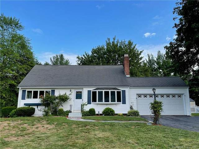 18 W Point Terrace, Simsbury, CT 06081 (MLS #170418400) :: GEN Next Real Estate
