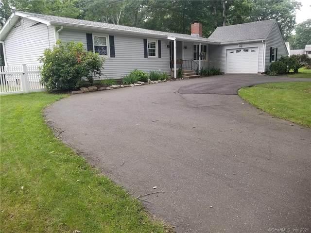 5 Kelsey Avenue, Old Lyme, CT 06371 (MLS #170418937) :: GEN Next Real Estate