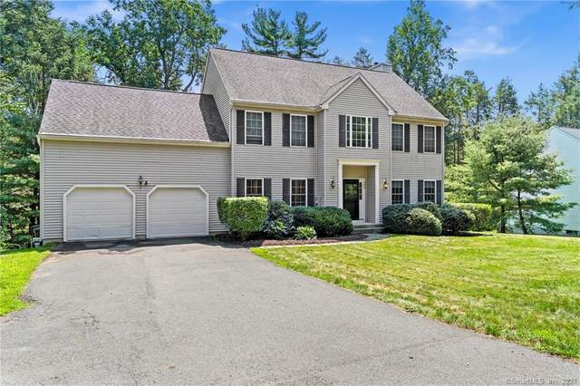 246 Mountain Road, Cheshire, CT 06410 (MLS #170419938) :: GEN Next Real Estate