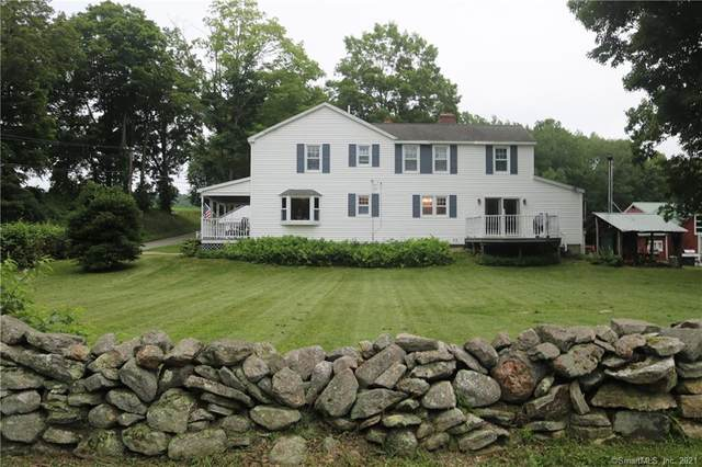 165 Cook Hill Road, Lebanon, CT 06249 (MLS #170420076) :: Linda Edelwich Company Agents on Main