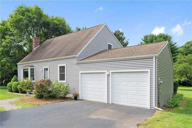34 Quailcrest Road, East Lyme, CT 06333 (MLS #170420087) :: Kendall Group Real Estate | Keller Williams