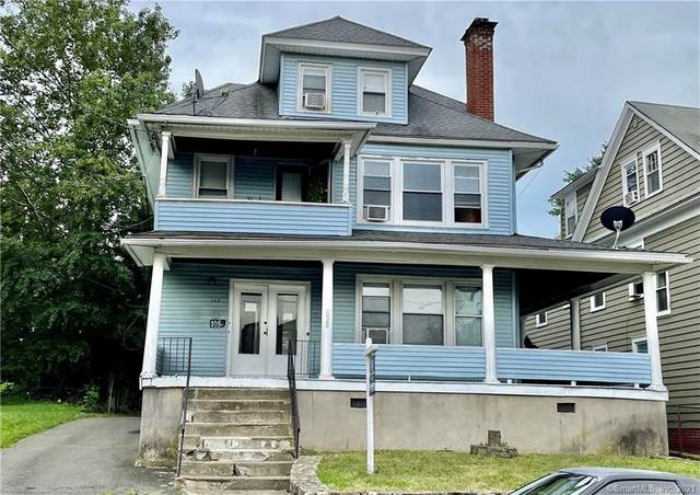 109 Lorraine Street, Bridgeport, CT 06604 (MLS #170420130) :: Team Feola & Lanzante | Keller Williams Trumbull