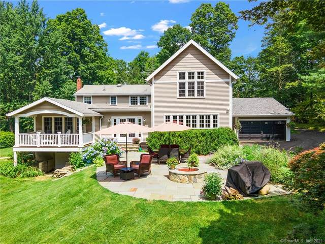9 Gallows Hill Road Extension, Redding, CT 06896 (MLS #170420178) :: Next Level Group