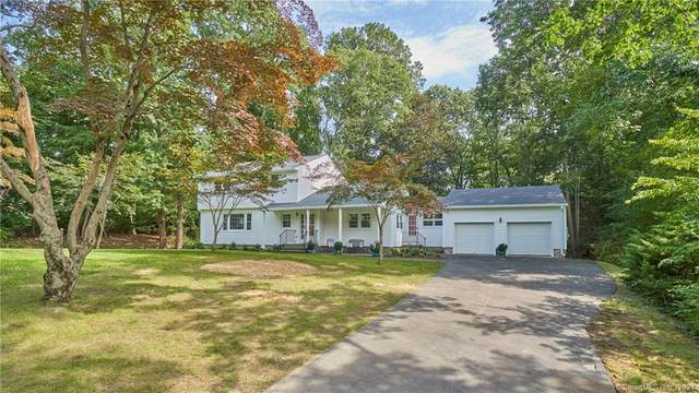 21 Chadwick Drive, Old Lyme, CT 06371 (MLS #170420242) :: Linda Edelwich Company Agents on Main