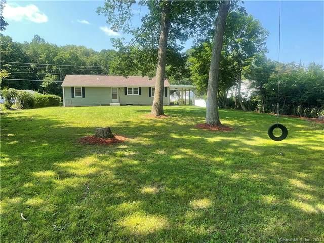 84 Park Avenue, Montville, CT 06382 (MLS #170420363) :: Spectrum Real Estate Consultants