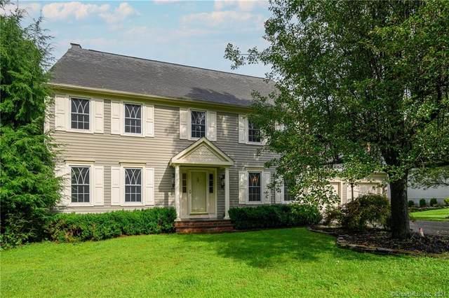 12 Barnum Place, Ridgefield, CT 06877 (MLS #170420481) :: GEN Next Real Estate