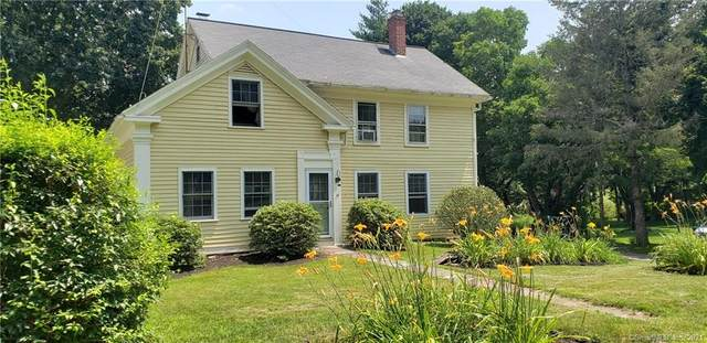 35 Woodstock Road, Pomfret, CT 06259 (MLS #170420729) :: Chris O. Buswell, dba Options Real Estate