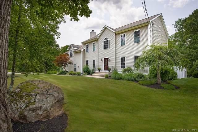 730 Still Hill Road, Hamden, CT 06518 (MLS #170421244) :: Spectrum Real Estate Consultants