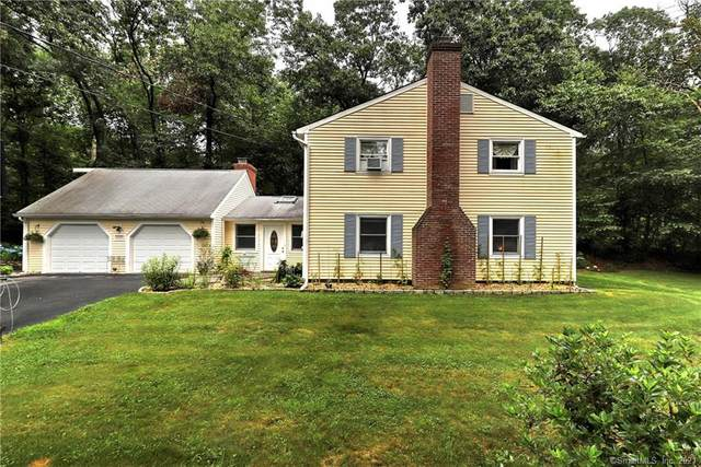 601 Kettletown Road, Southbury, CT 06488 (MLS #170421404) :: GEN Next Real Estate