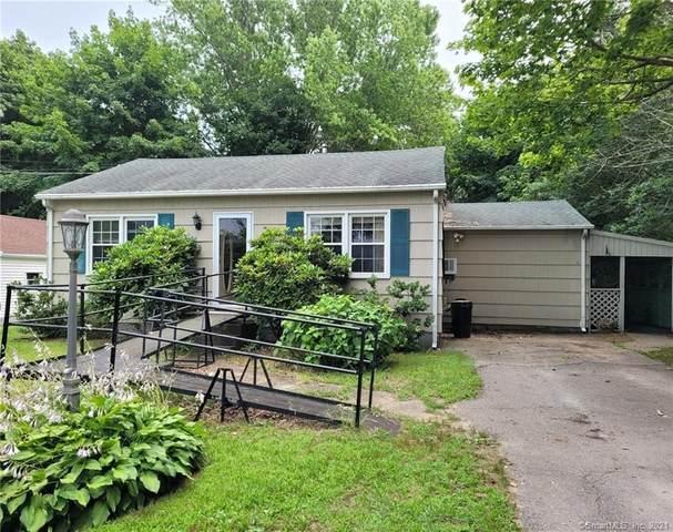 33 Trent Lane, Groton, CT 06340 (MLS #170421431) :: Chris O. Buswell, dba Options Real Estate