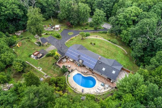 231 Wintechog Hill Road, North Stonington, CT 06359 (MLS #170421512) :: Chris O. Buswell, dba Options Real Estate