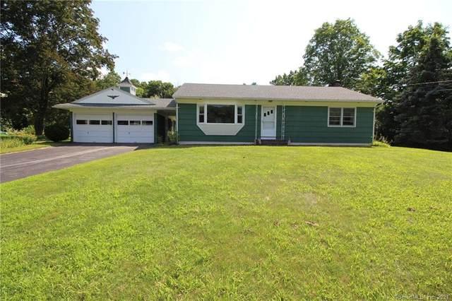 1252 Southford Road, Southbury, CT 06488 (MLS #170421643) :: GEN Next Real Estate