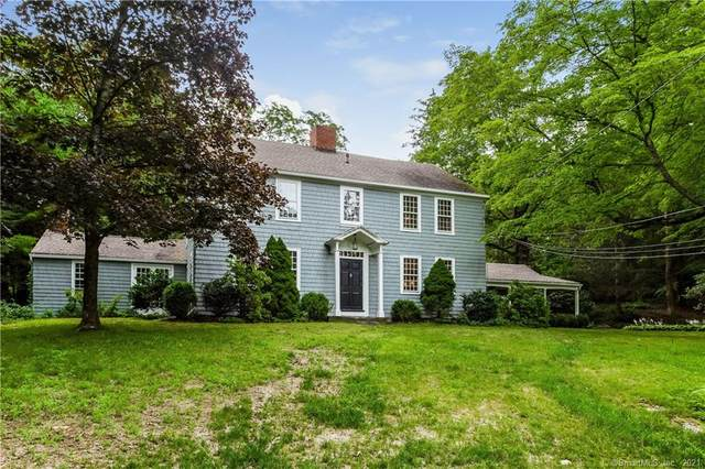 11 W Chestnut Hill Road, Litchfield, CT 06759 (MLS #170421713) :: Chris O. Buswell, dba Options Real Estate