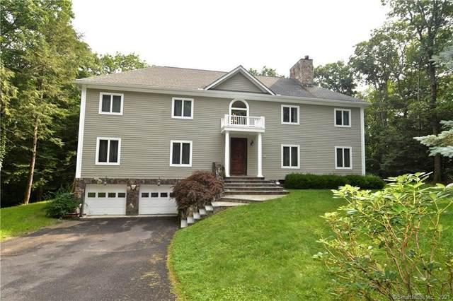 90 Sleepy Hollow Road, Ridgefield, CT 06877 (MLS #170422511) :: Kendall Group Real Estate | Keller Williams