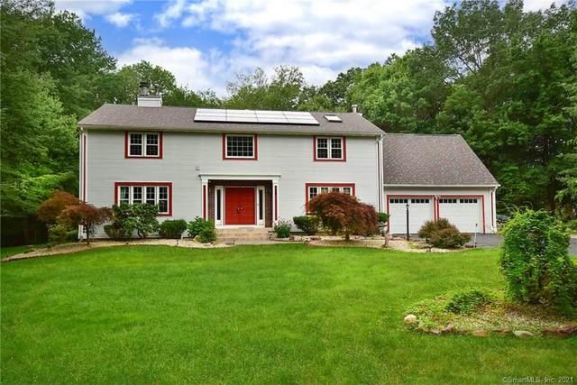 19 Walts Hill, Bloomfield, CT 06002 (MLS #170422519) :: Linda Edelwich Company Agents on Main