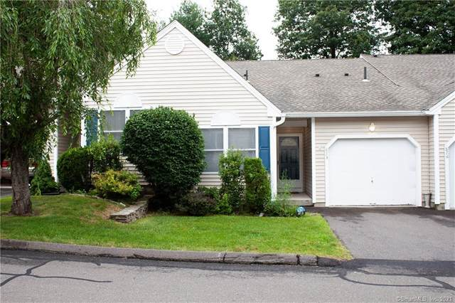 873 Glacier Way #873, Southington, CT 06489 (MLS #170422539) :: Hergenrother Realty Group Connecticut